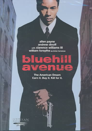 BLUE HILL AVENUE BY PAYNE,ALAN (DVD)